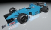 Leyton House March 881