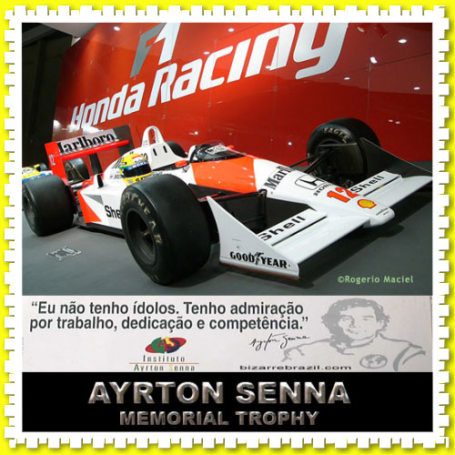 Ayrton Senna Memorial Trophy
